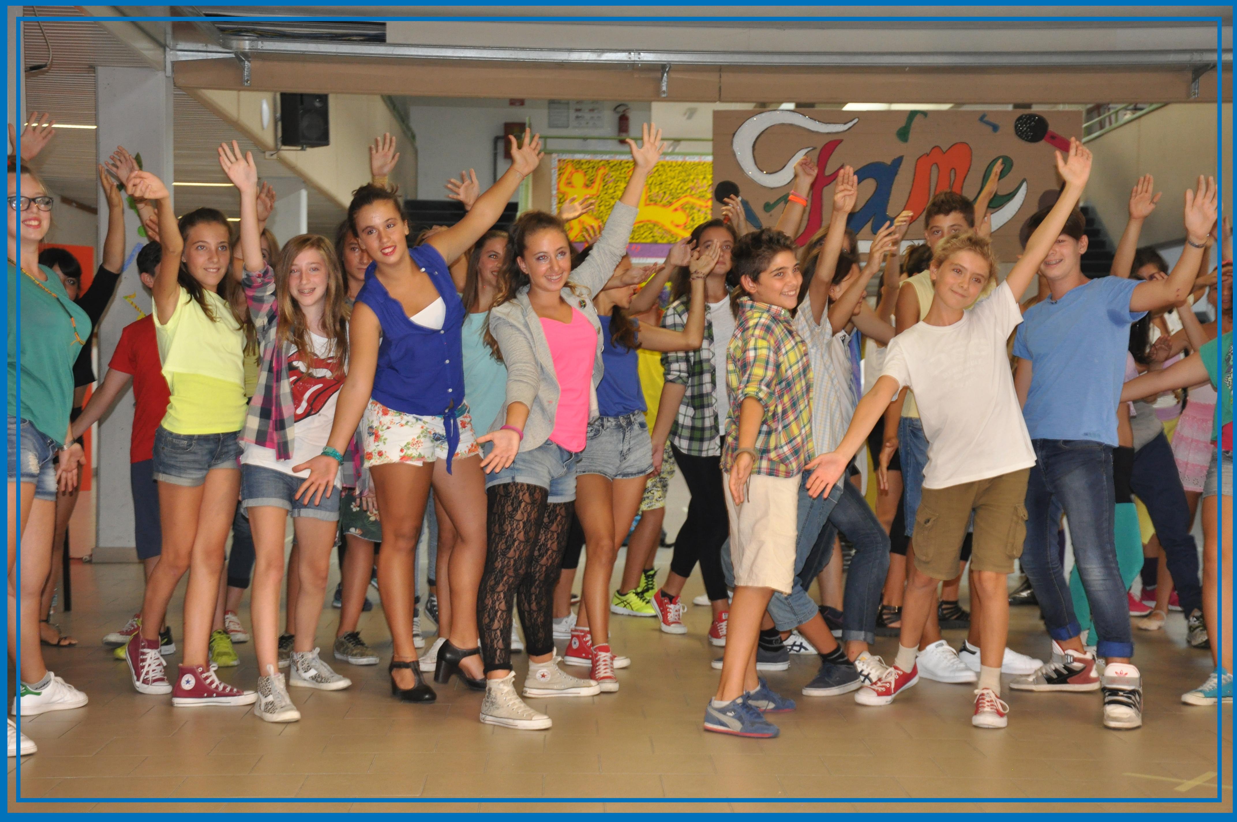 group summer school border